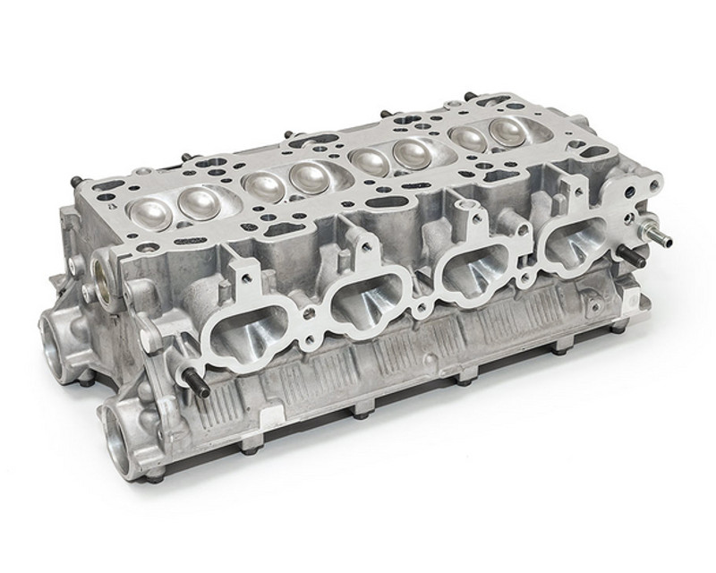 Image of AMS Performance CNC Cylinder Head with Core Being Sent In Mitsubishi Evolution IX 06-07