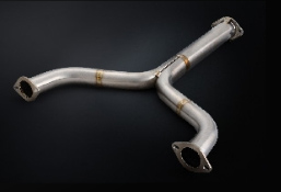 Amuse R1 Titan Front Pipe Straight Nissan 370Z 09-14 - AMS20344230001