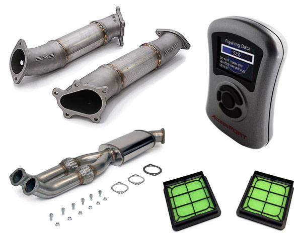 AMS Performance Alpha 6 Power Package Nissan GT-R R35 09-17