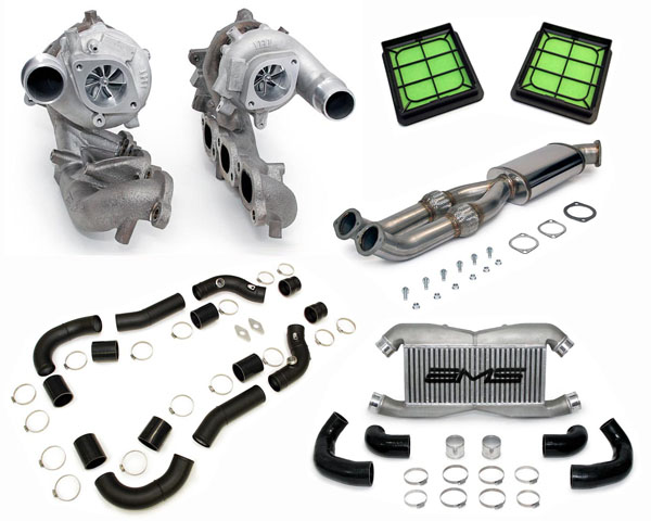 AMS Performance Alpha 9 Power Package Nissan GT-R R35 09-18 - ALP.07.10.0002-1