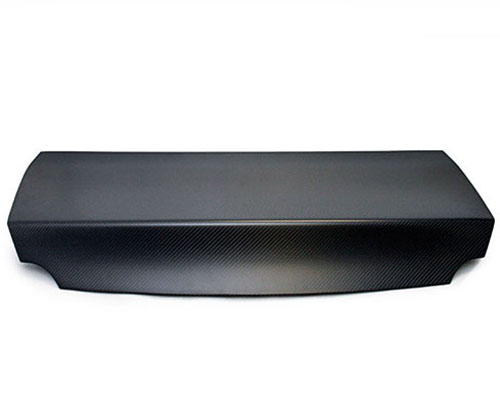 Image of AMS Performance Carbon Fiber Trunk Lid 2x2 Twill Weave Nissan GT-R R35 09-14