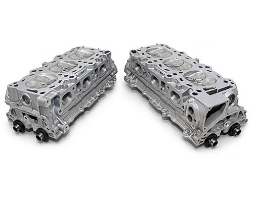 Image of AMS Performance VR38 CNC Cylinder Heads without Core Nissan GT-R R35 09-14