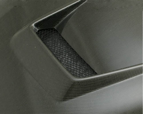Js Racing Aluminum Net for Type V Hood Acura RSX 02-06