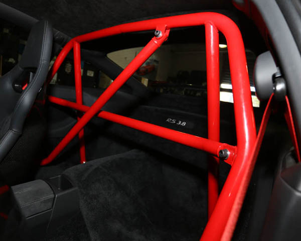 Agency Power Race Roll Bar W Harness And Diagonal Bar