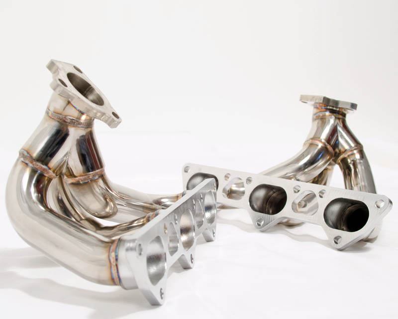 Agency Power Headers Porsche 996TT 01-05 | 997TT 07-09 - AP-996TT-175