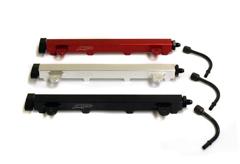 Agency Power High Flow Fuel Rail Mitsubishi EVO X 08-15 - AP-CZ4A-124