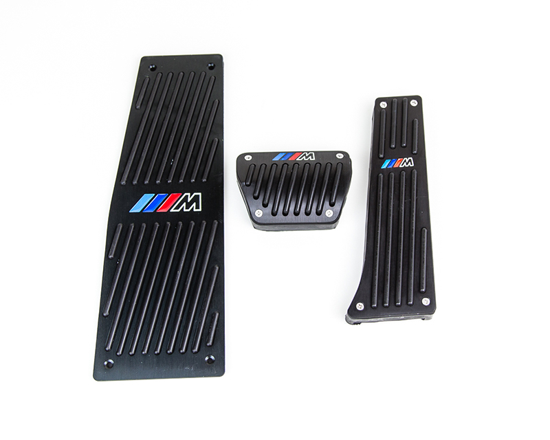 Agency Power Pedal Kit BMW 5 Series E60 with rubber covers 04-10 - AP-E60-330