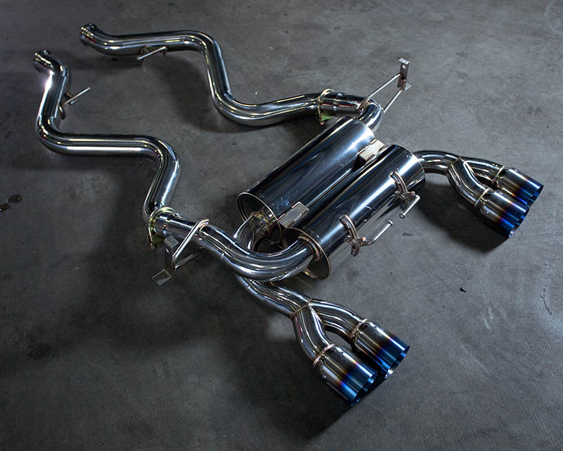 Agency Power Exhaust System BMW M3 Sedan E90 08-11 - AP-E90M3-170T