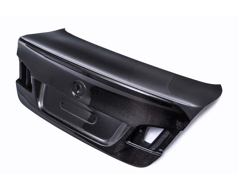 Image of Agency Power Carbon Fiber CSL Style Trunk BMW F10 M5 550 535 528 2011