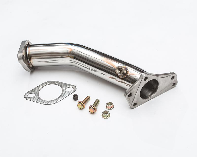 Agency Power Stainless Steel Uppipe Subaru WRX   STI   Forester XT   Legacy GT - AP-GDA-173