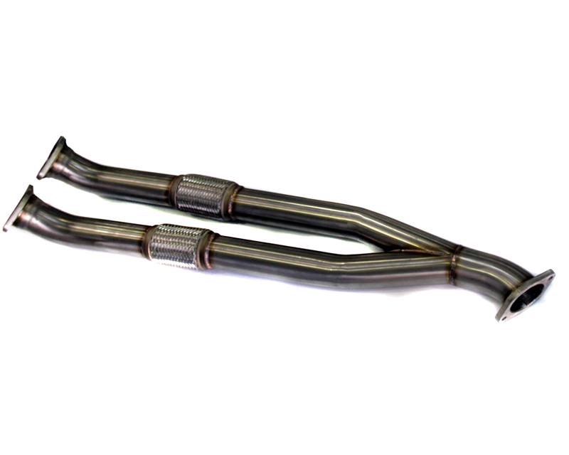 Agency Power Mid Y Pipe 90mm Nissan GT-R R35 09-18 - AP-GTR-173