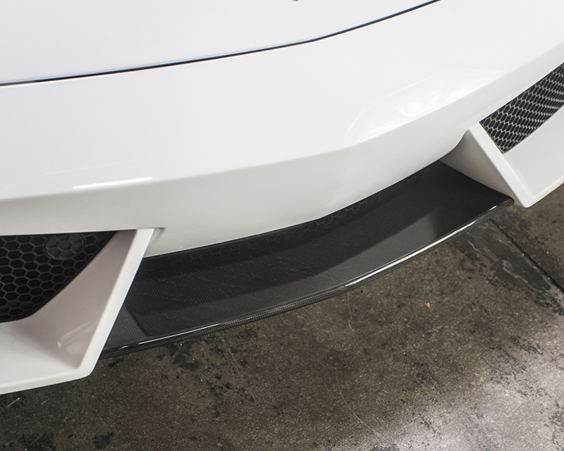 Agency Power Carbon Fiber Front Spoiler Lamborghini Gallardo LP560-4 | LP550-2 09-14