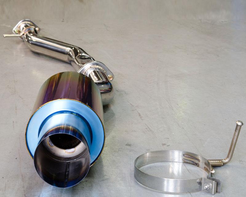 Agency Power Titainium Catback Exhaust Nissan 350Z 03-08 - AP-Z33-170