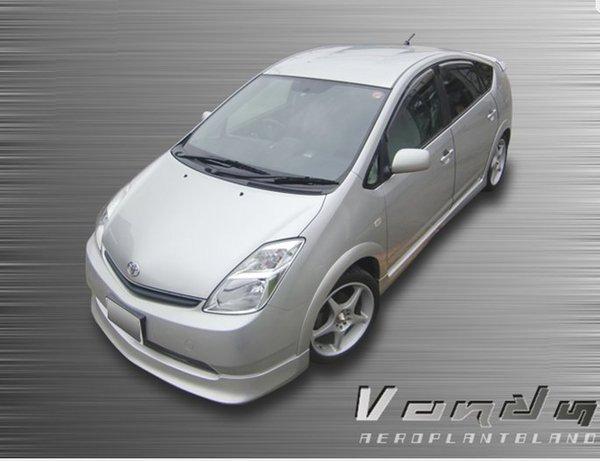 Image of Vondy Aero Parts 5Piece Kit 01 Toyota Prius 04-09