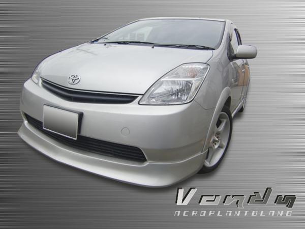 Image of Vondy Front Half 02 Type B - Brand Painted Toyota Prius 04-09