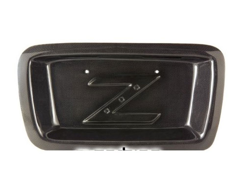 APR Performance Carbon Fiber License Plate Backing Frame Nissan 350z 03-08 - CBX-350LIC