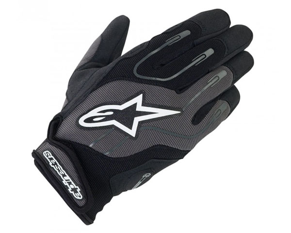 Image of Alpinestars Engine Gloves Black