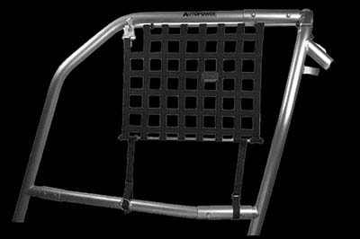 AutoPower Window Net For Cage With Quick Release CLEARANCE - 201550