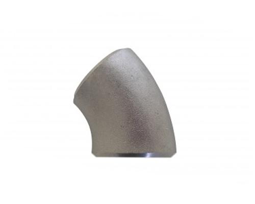 Image of AR Design 1.25 inch 45 Weld El Normal Radius Elbow 304 Stainless Steel Schedule 10