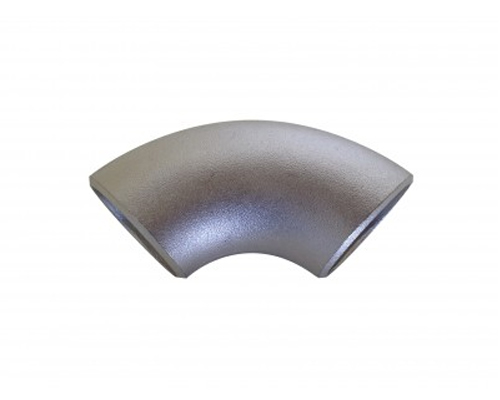 Image of AR Design 1.25 inch 90 Weld El Normal Radius Elbow 304 Stainless Steel Schedule 10