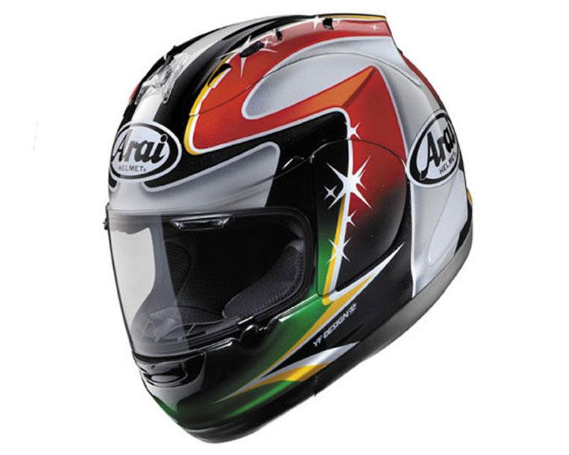 Image of Arai Corsair-V Aoyama Corsa Helmet XL