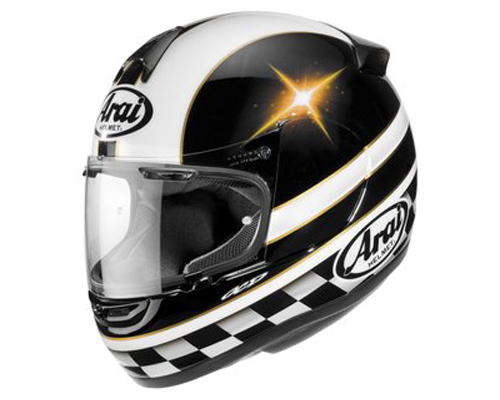 Image of Arai Vector-2 Classic Star Helmet LG