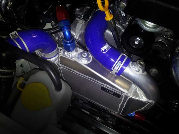 Image of ARC Oil Cooler 01 Toyota GT86 Scion FR-S 13