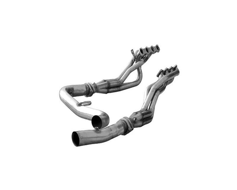 American Racing 3 Race Exhaust System w/ 1 3/4 Primaries Ford SVT Lightning 5.4L 99-04 - LT-99134300LSNC