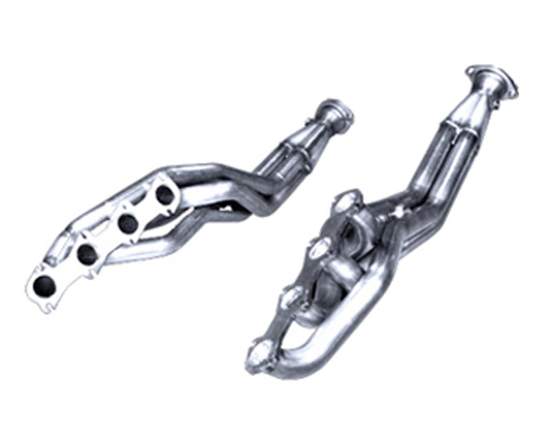 American Racing 1 7/8 x 3 Headers Race with Connecting Pipes Ford SVT Lightning 5.4L 99-04 Race USE ONLY - LT-99178300LSNC