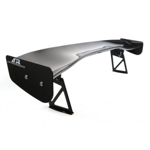 "APR Performance Carbon Fiber 61"" GTC-300 Universal Adjustable Wing - AS-106157"