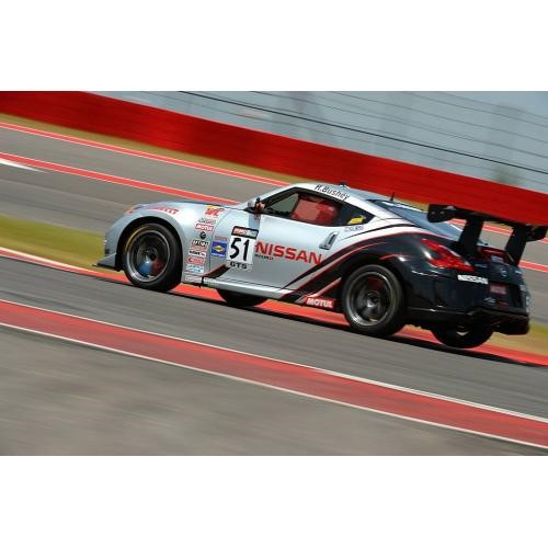 "APR Performance Carbon Fiber 67"" GTC-300 370Z World Challenge Spec Adjustable Wing Nissan 370Z 09-18 - AS-106737WC"