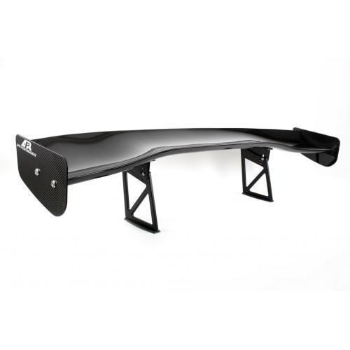 "APR Performance Carbon Fiber 67"" GTC-300 M3 E46 Spec Adjustable Wing BMW M3 E46 01-06 - AS-106743"