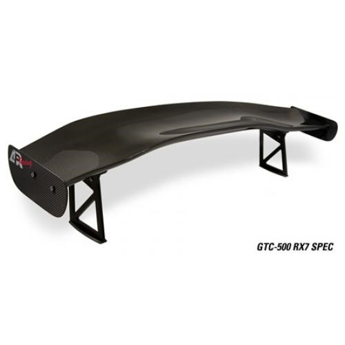 "APR Performance Carbon Fiber 71"" GTC-500 RX-7 Spec Adjustable Wing Mazda RX-7 93-07 - AS-107059"