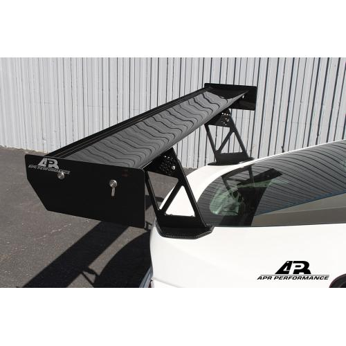 APR Performance GT-250 Carbon Fiber 61 Inch Z4 Spec Adjustable Wing BMW E85 Z4 Coupe 2006-2008 - AS-206141