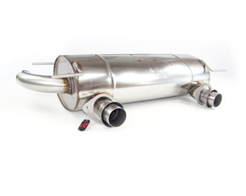 Quicksilver SuperSport Stainless Steel Rear Section Aston Martin DBS 07-12 - AS190S