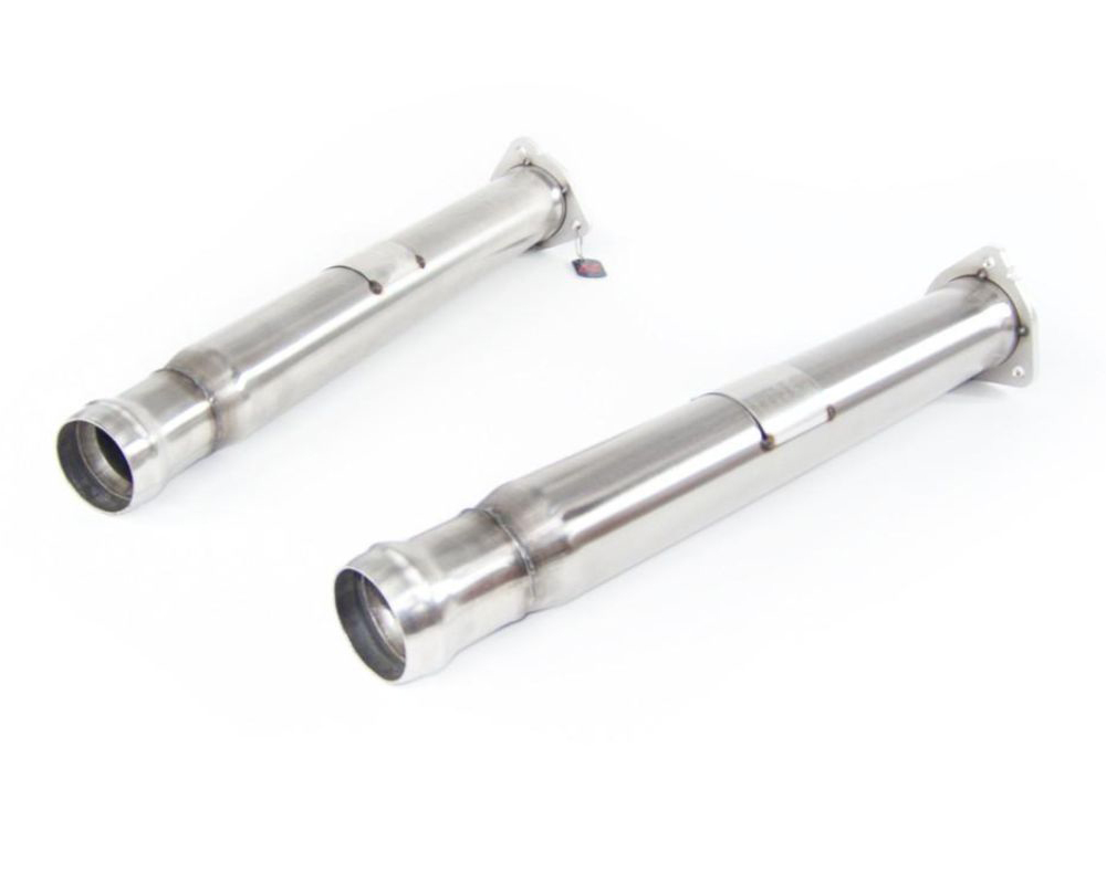 Quicksilver Sport Stainless Steel Secondary Race Pipes Aston Martin Vanquish 12-18 - AS318S
