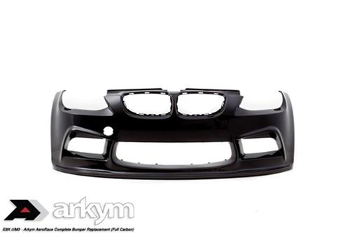 Arkym Aerosport Double Side Carbon Front Bumper Repl. Coupe BMW M3 E92 08-13 - E90-ARC-FBR1-2Cx