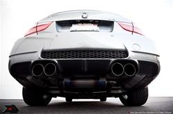Arkym Aerosport Double Side Carbon Rear Diffuser Sedan BMW M3 E90 08-13 - E9X-ASP-RDS1-2Cx