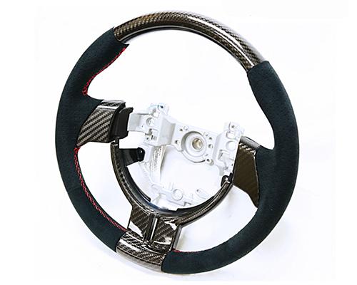 Image of ATC Sport Steering Wheel Alcantara with Carbon Top Scion FR-S 13-14