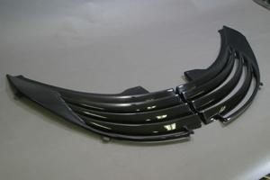 A-Tech Bonnet Duct 01 - Brand Painted Lotus Elise S2 02-13