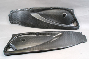 Image of A-Tech Door Lining 01 - Brand Painted Lotus Exige S1 07-13