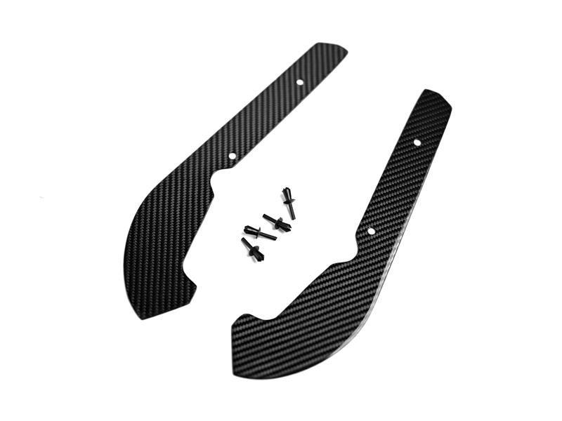 AutoTecknic Carbon Fiber Front Splash Guards - F80 M3 2015-2020 - ATK-BM-0099