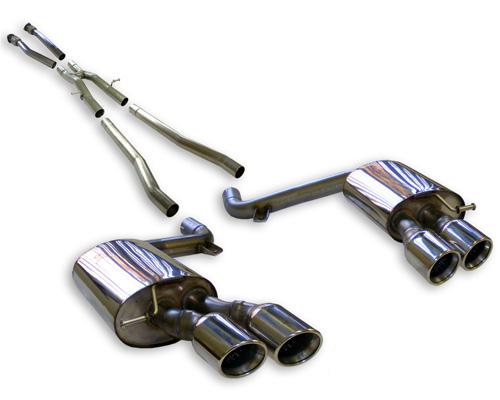Image of Milltek Catback Exhaust Audi S6 5.2 Quattro 06-11
