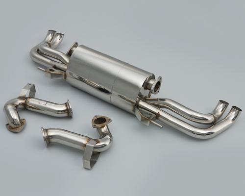 Image of Milltek Catback Exhaust Audi R8 5.2 V10 Quattro 09-14