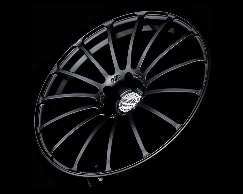 Image of Advan AVS Model F15 Wheel 21x9.5 5x114.3 35mm