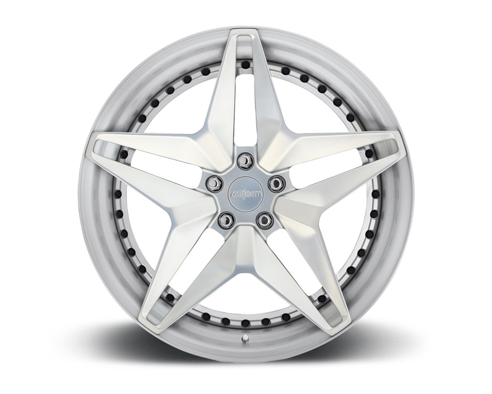 Rotiform AVV 3-Piece Forged Deep Concave Center Wheels - AVV-3PCFORGED-DEEP