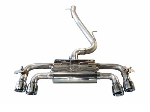 AWE Tuning SwitchPath Exhaust Volkswagen MK7 Golf R 15-17 - 3025-42018
