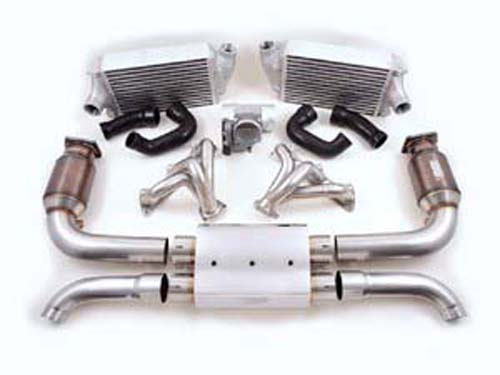 AWE Tuning 650S Power Package Porsche 997 TT 3.6T 07-09 - 8610-11022