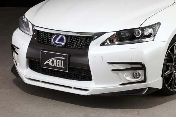 Image of Axell Auto Front Half Lexus CT 200h 11-13