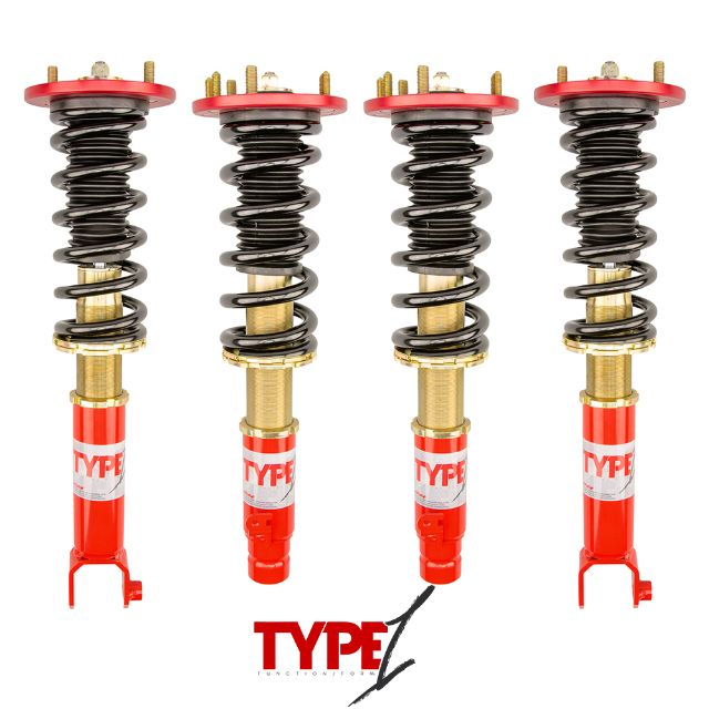 Function And Form Type 1 Coilovers Acura TL